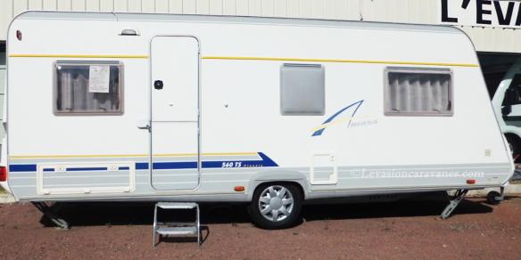 caravane burstner gironde occasion le blog du camping car. Black Bedroom Furniture Sets. Home Design Ideas