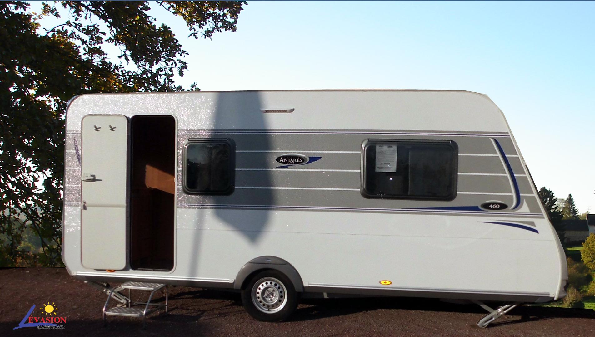 caravane caravelair antares luxe 460 mod le 2013 gironde le blog du camping car. Black Bedroom Furniture Sets. Home Design Ideas