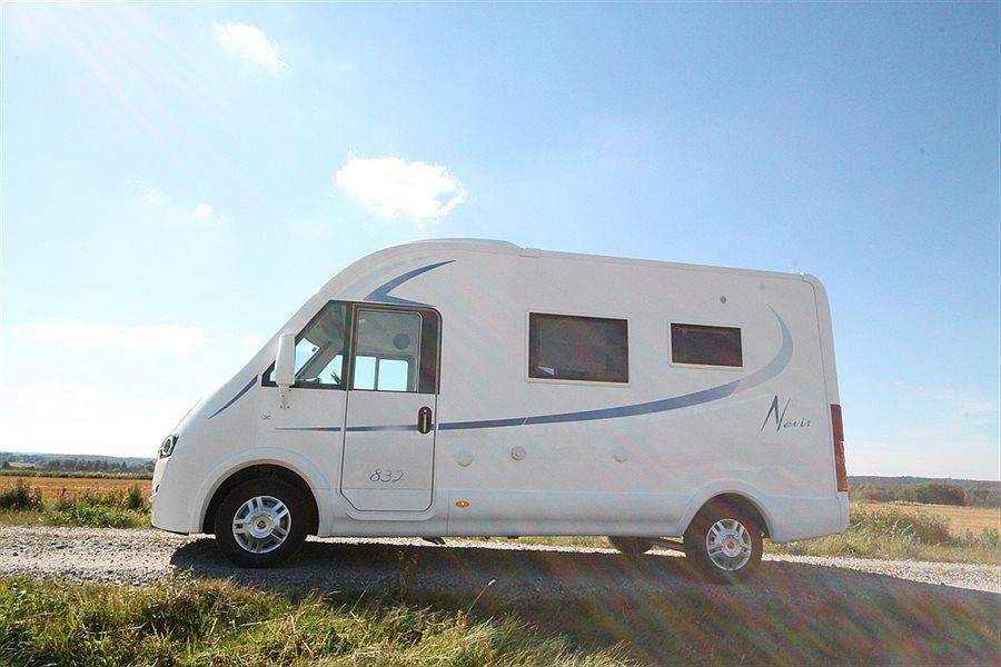camping car mc louis nevis 832 int gral neuf le blog du camping car