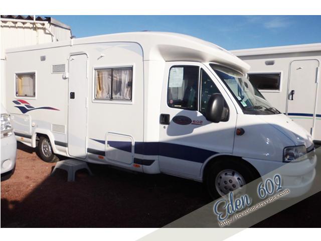 camping car challenger occasion eden 602 bordeaux gironde. Black Bedroom Furniture Sets. Home Design Ideas